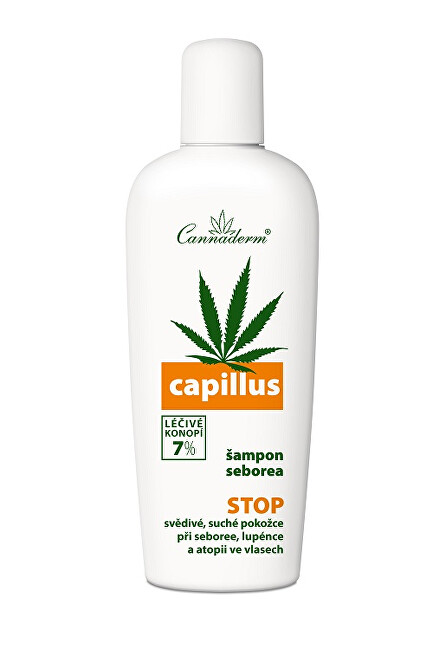 Zobrazit detail výrobku Cannaderm Capillus šampon seborea 150 ml