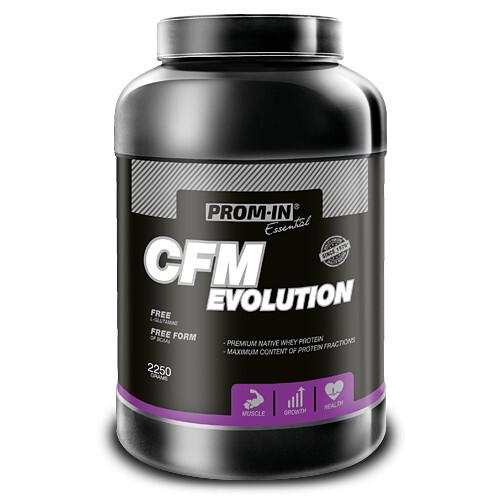 Zobrazit detail výrobku Prom-in CFM Evolution 2 250 g Vanilka