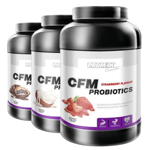 Zobrazit detail výrobku Prom-in CFM Probiotics 2 250 g Čokoláda