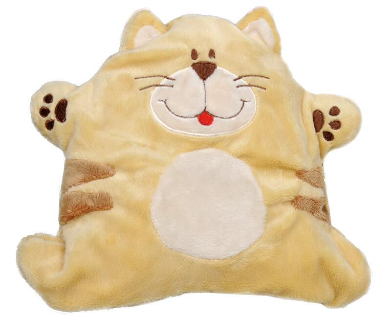 Zobrazit detail výrobku Pecičky Cherry Belly Baby - nahřívací plyšová hračka Kočička