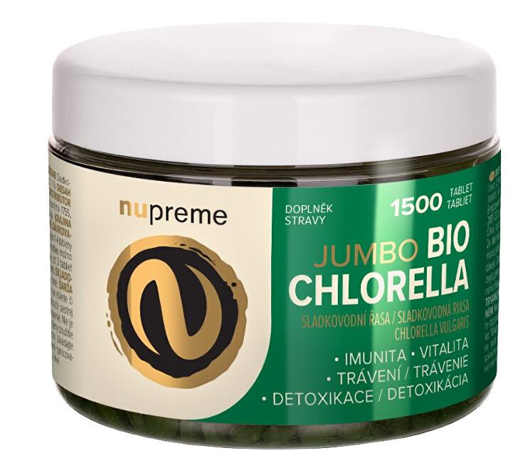 Chlorella Jumbo 1 500 tablet BIO