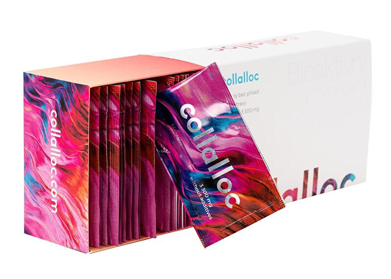 Zobrazit detail výrobku Collalloc 100% bioaktivní mořský kolagen 30 sáčků