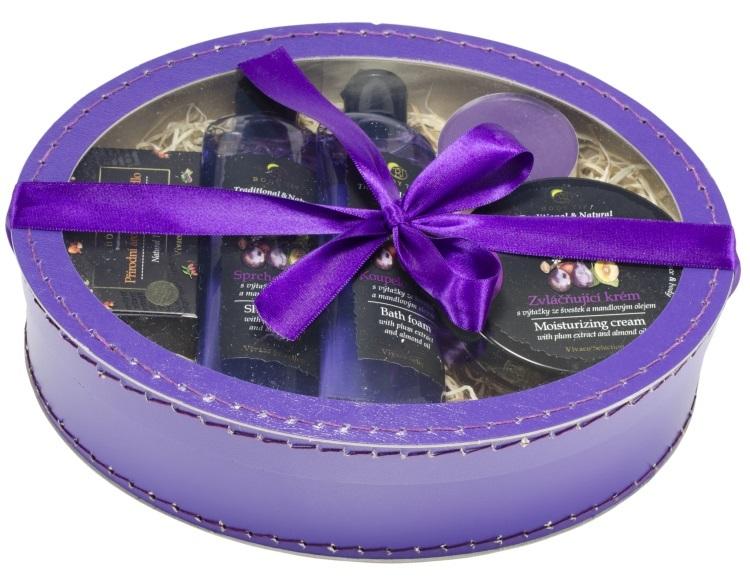 Zobrazit detail výrobku Body tip Dárkové balení Švestka - Pečující