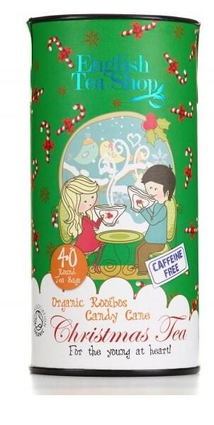 Zobrazit detail výrobku English Tea Shop Dětský čaj, cukroví, 40 sáčků, kanystr