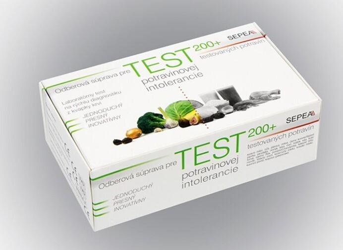 Sepea Elisa screen test 200