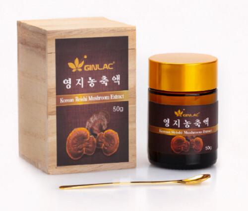 Zobrazit detail výrobku GINLAC Extrakt z houby REISHI 50 g