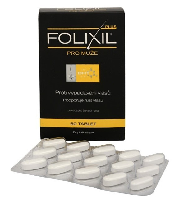 Simply You Folixil Plus pro muže 60  30 tablet