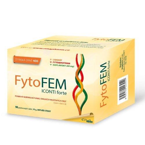 Zobrazit detail výrobku FytoFEM Iconti Forte 90 tablet