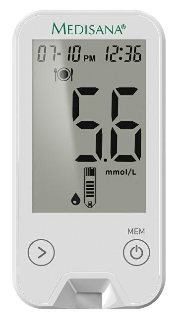 Zobrazit detail výrobku Medisana Glukometr s příslušenstvím MediTouch 2