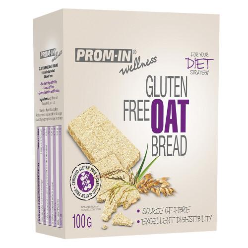 Zobrazit detail výrobku Prom-in Gluten free oat bread 100 g