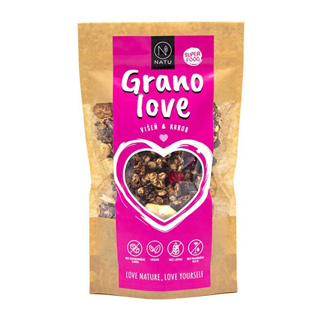 Granolove Višeň & Karob 350 g