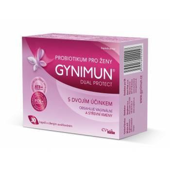 Zobrazit detail výrobku OnaPharm GYNIMUN dual protect 30 kapslí