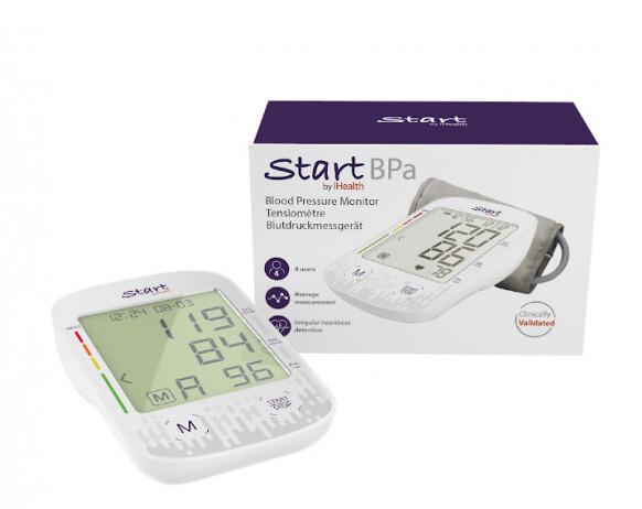 Zobrazit detail výrobku iHealth iHealth START BPA - pažní měřič krevního tlaku