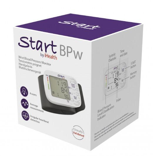 iHealth iHealth START BPW - zápěstní měřič krevního tlaku