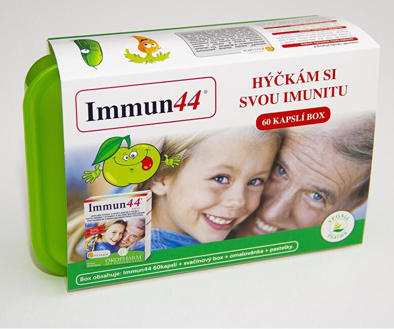 Zobrazit detail výrobku Vegall Pharma Immun44 BOX 60 kapslí