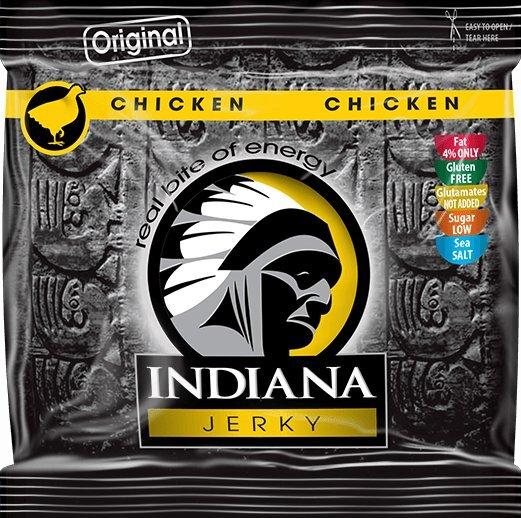 Zobrazit detail výrobku Indiana jerky kuřecí 60 g