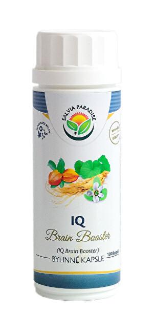 Zobrazit detail výrobku Salvia Paradise IQ Brain Booster kapsle 100 ks