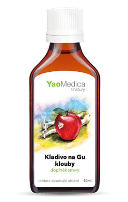 Zobrazit detail výrobku YaoMedica Kladivo na Gu - klouby 50 ml