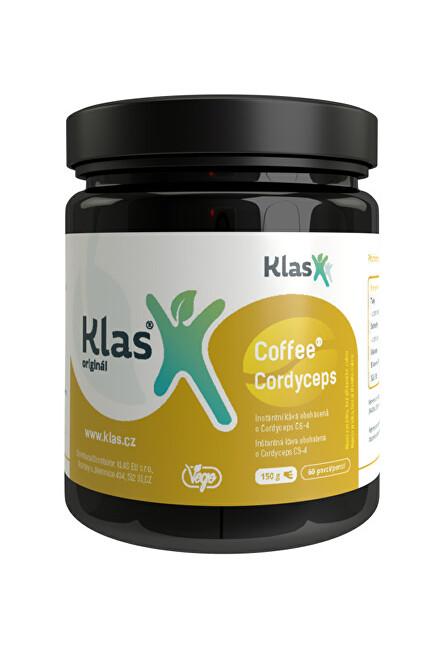 Zobrazit detail výrobku Klas Coffee Cordyceps 150 g