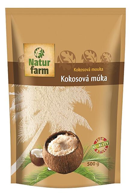 Natur farm Kokosová múka 500 g