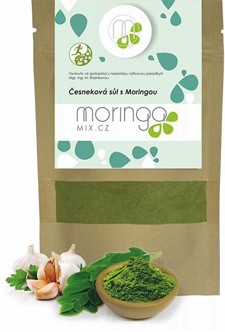 Zobrazit detail výrobku Moringa MIX Kořenící směs Česneková sůl 30 g