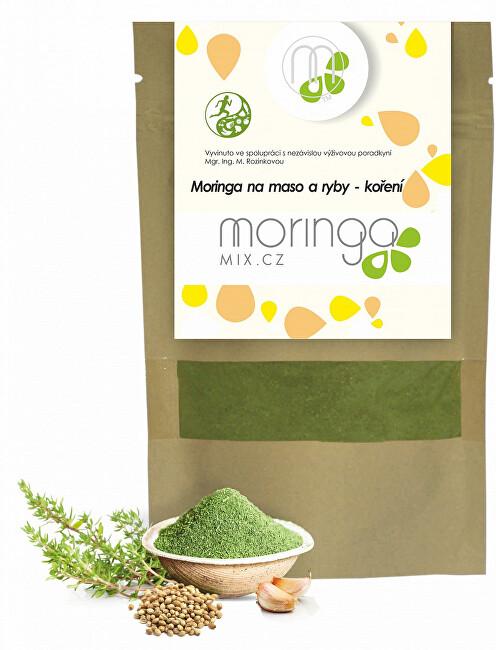 Zobrazit detail výrobku Moringa MIX Kořenící směs Moringa na maso a ryby  30g