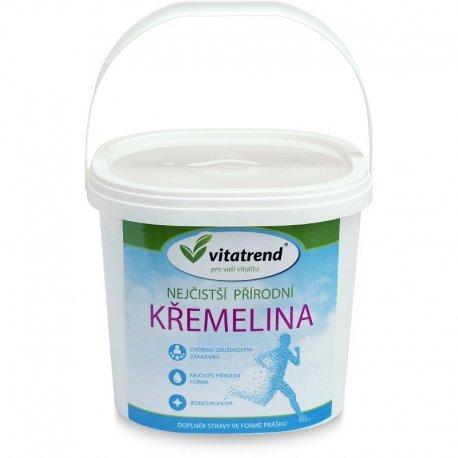 Zobrazit detail výrobku Vitatrend Křemelina 800 g