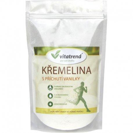 Zobrazit detail výrobku Vitatrend Křemelina Vitatrend 250 g s příchutí vanilky