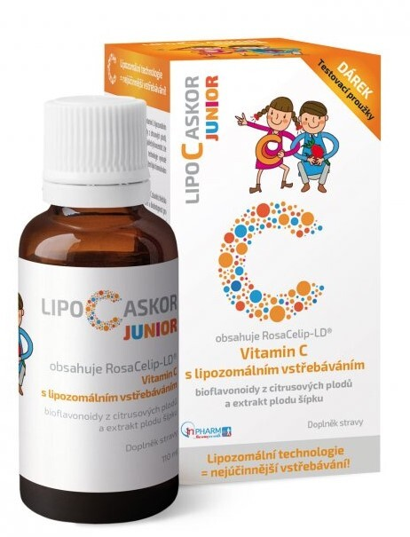 InPharm LIPO-C ASKOR JUNIOR 110 ml