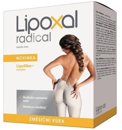 Zobrazit detail výrobku Simply You Lipoxal Radical 180 tablet