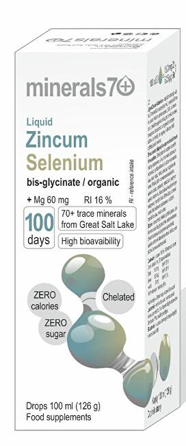 Zobrazit detail výrobku OVONEX Liquid Zincum/Selenium 100 ml