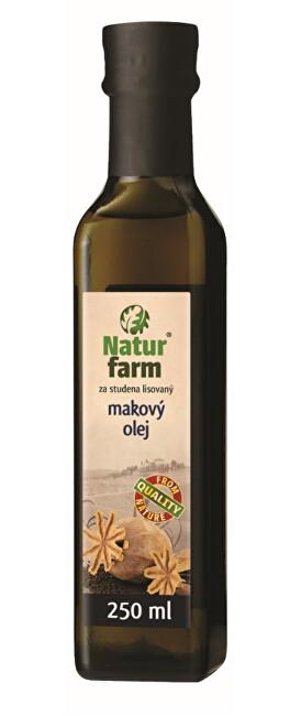 Makový olej 0,25 l