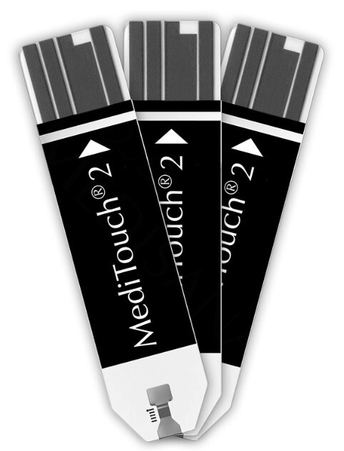 Zobrazit detail výrobku Medisana MediTouch 2 proužky 2 x 25 ks