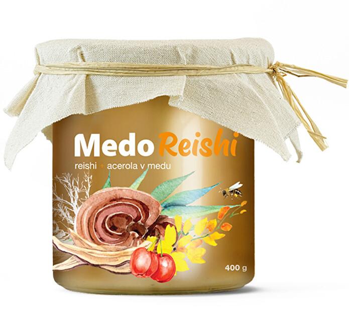 Zobrazit detail výrobku MycoMedica MedoReishi 400 g
