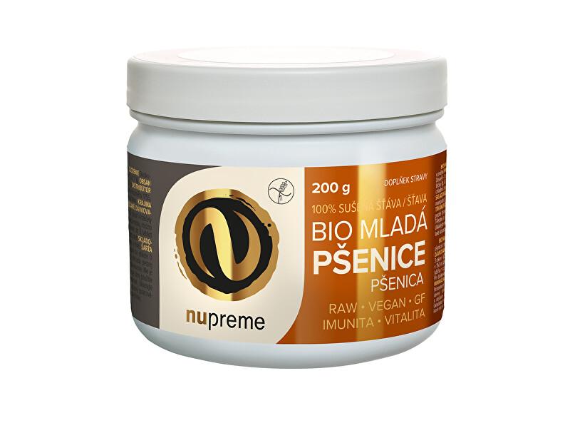 Zobrazit detail výrobku Nupreme Mladá pšenice 200 g BIO
