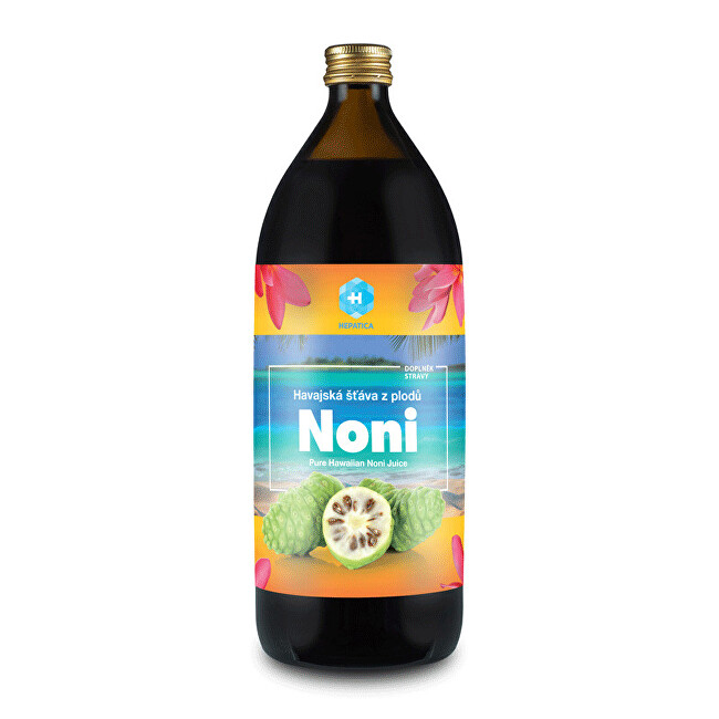 Zobrazit detail výrobku Hepatica Noni 1 l