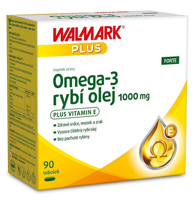 Walmark Omega 3 FORTE 1000 mg 90 tabliet