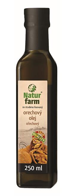 Ořechový olej 0,25 l