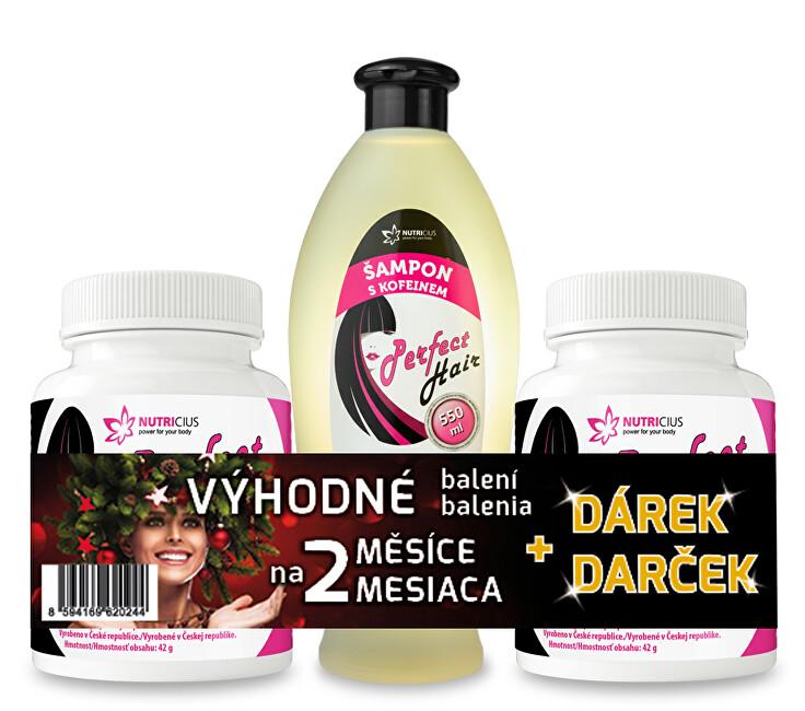 Zobrazit detail výrobku Perfect Hair new methionin 500 mg 200 tablet