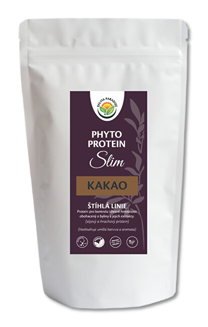 Zobrazit detail výrobku Salvia Paradise Phyto Protein Slim 300 g Kakao