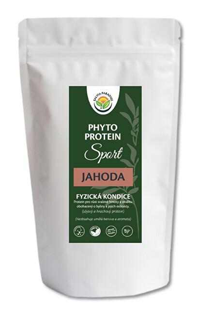Zobrazit detail výrobku Salvia Paradise Phyto Protein Sport 300 g Jahoda