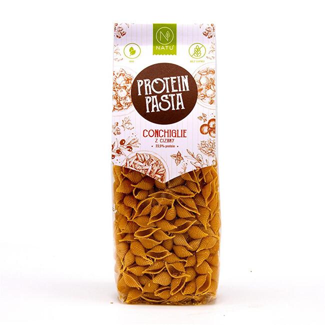 Zobrazit detail výrobku Natu Protein pasta Conchiglie z cizrny BIO 250 g
