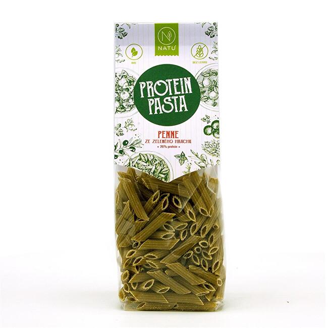 Zobrazit detail výrobku Natu Protein pasta Penne ze zeleného hrachu BIO 250 g