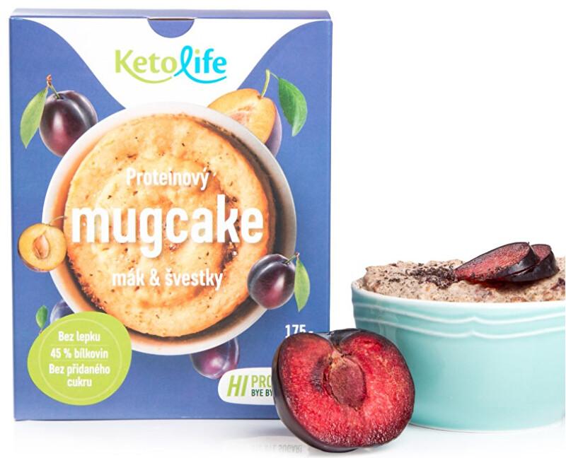 Zobrazit detail výrobku KetoLife Proteinový mugcake 5 x 35 g