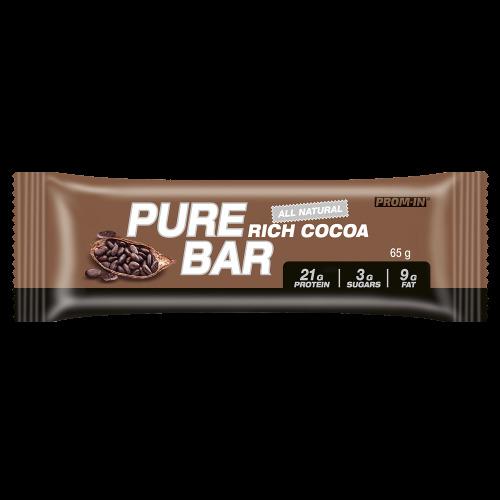 Zobrazit detail výrobku Prom-in Pure bar 65 g Kakao