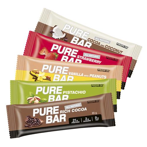 Zobrazit detail výrobku Prom-in Pure bar 65 g Kakao/kokos