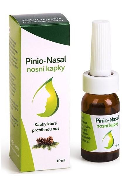 Zobrazit detail výrobku Rosenpharma Rosen Pinio-Nasal nosní kapky 10 ml