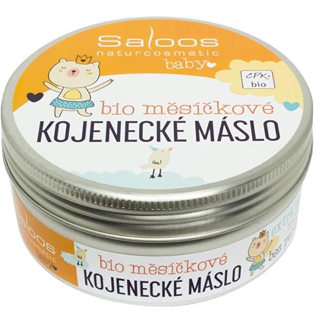 Zobrazit detail výrobku Saloos Šlehané bio měsíčkové kojenecké máslo 150 ml