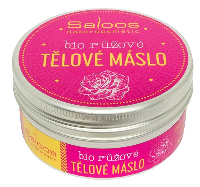 Zobrazit detail výrobku Saloos Šlehané bio růžové tělo & obličej 75 ml