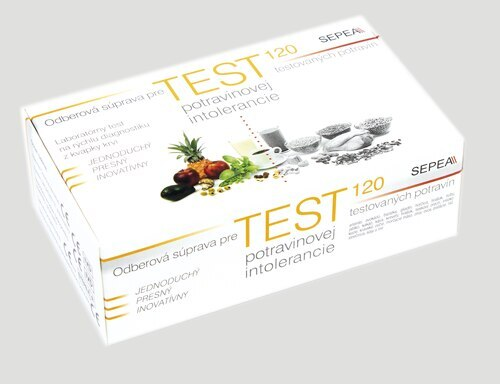 Sepea Elisa screen test 120
